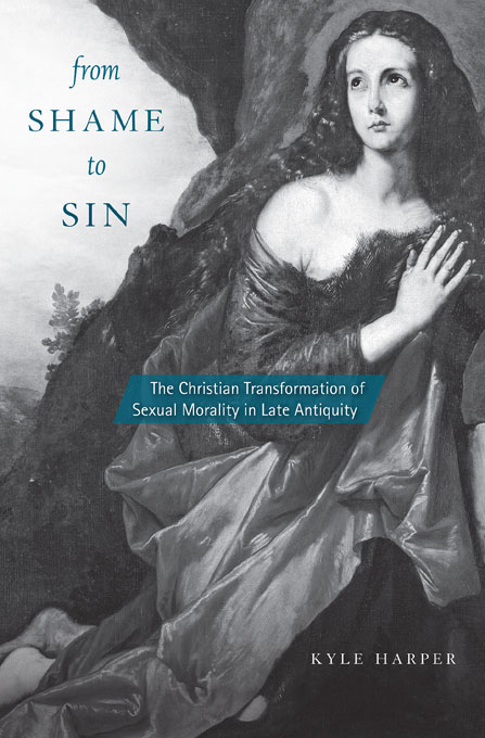 Cover image of From Shame to Sin. Links to Harvard University Press webpage for the book