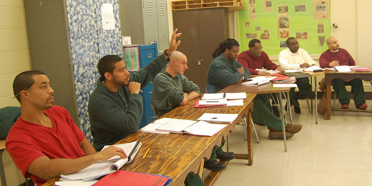 Theology and Ministry at Garden State Correctional Facility