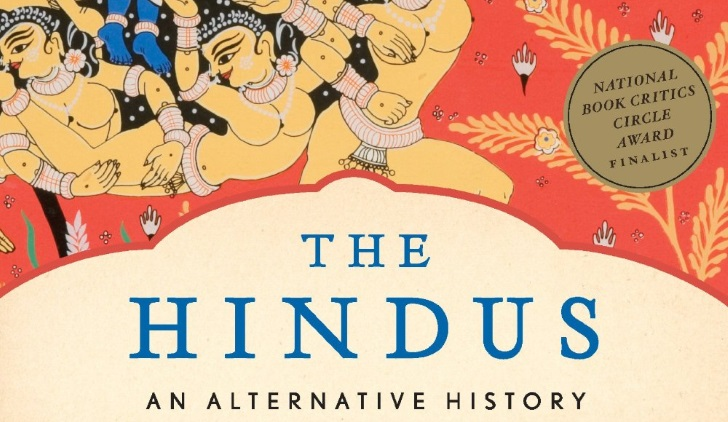 "Cover of Wendy Doniger's book, ""The Hindus: An Alternative History"""
