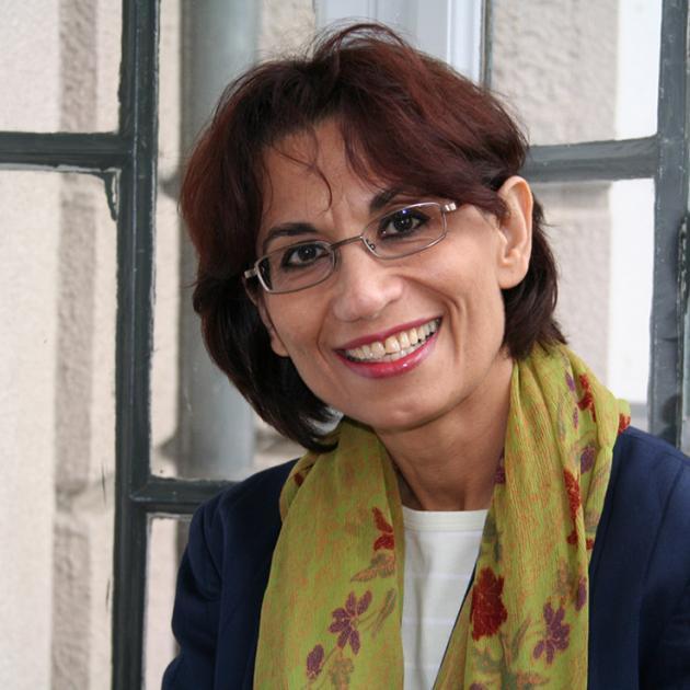 headshot of Dr. Ziba Mir-Hosseini