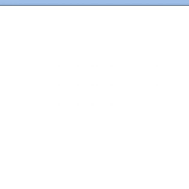 image of an empty word processor page