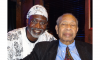 Lee H. Butler, Jr. and Charles H. Long together
